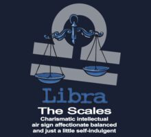 Libra The Scales by Sarah Trett