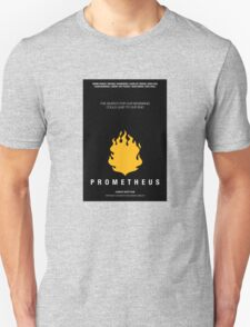 Prometheus Film Poster T-Shirt