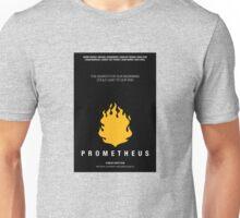 Prometheus Film Poster Unisex T-Shirt