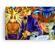 Yu-Gi-Oh - The fated Ones Canvas Print