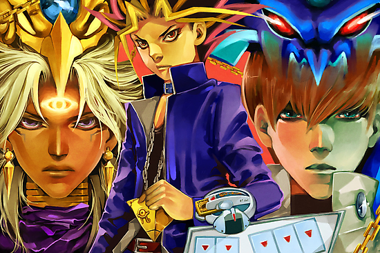 Yu-Gi-Oh - The fated Ones by Arrhobaz