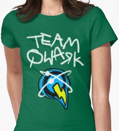 TEAM QWARK Womens Fitted T-Shirt