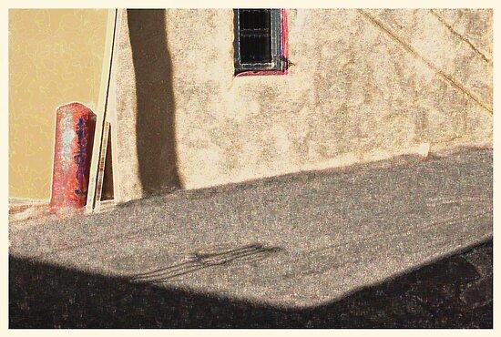 alley, denver by william marzulla