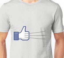 like Wolverine Unisex T-Shirt