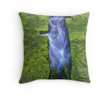 9th August 2012 Throw Pillow