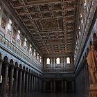 Basilica di San Paolo, Rome by Sam Gregg
