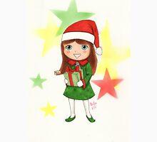 Christmas Elf Illustration Classic T-Shirt