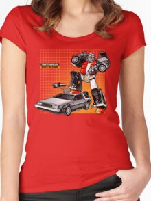 Marty McPrime Women's Fitted Scoop T-Shirt