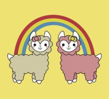 Adorable Llama Pride No Lettering by hellohappy