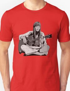 Joni Mitchell - Shaded Unisex T-Shirt