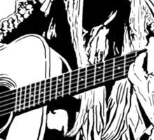 Joni Mitchell - Line Sticker