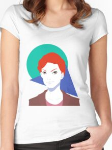 Slick Women's Fitted Scoop T-Shirt