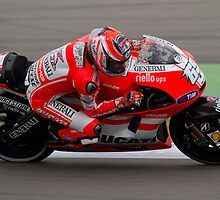 Nicky Hayden at Assen 2011 by corsefoto