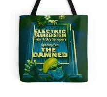 The Damned Poster Tote Bag