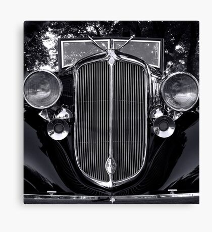 Another Chrysler Canvas Print