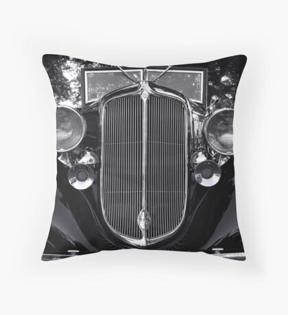 Another Chrysler Throw Pillow