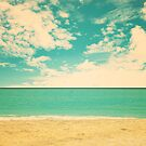 Retro Beach by Andreka