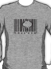 Barcode Freedom T-Shirt