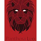 Panthera leo by LUX  inif