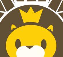 Le Roi Lion  Sticker