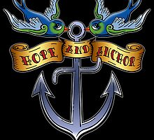 Hope And Anchor (2) by firehazzard