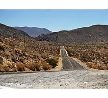 Wall Art photo desert of western United States Photographic Print