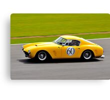 Ferrari 250 No 60 Canvas Print