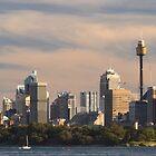 Sydney Australia skyline by Carlo Marandola