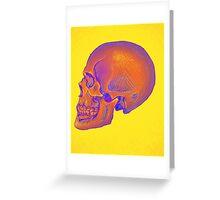 Skull #1 Greeting Card