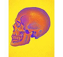 Skull #1 Photographic Print
