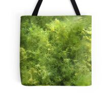 Underwater Vegetation 515 Tote Bag