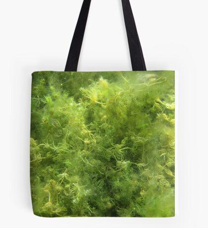 Underwater Vegetation 515 Tote Bag