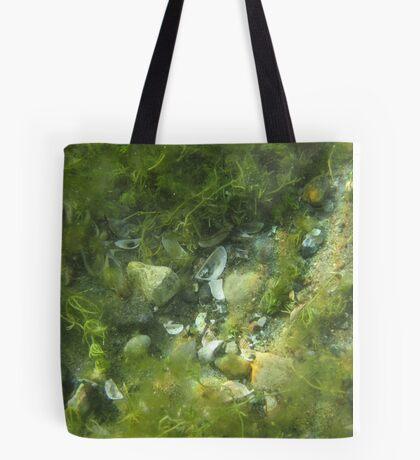 Underwater Vegetation 520 Tote Bag
