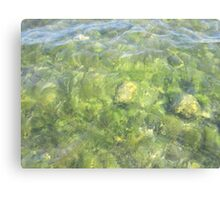 Rippled Water Canvas Print