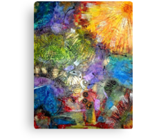 Let Everything with Breath SING- WIP11 Canvas Print