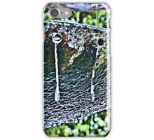 Dripping Water iPhone Case/Skin