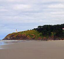 North Head Lighthouse by Jennifer Hulbert-Hortman
