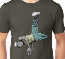 BBOY pose 2 Unisex T-Shirt