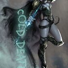 FROZEN THRONE  DROW RANGER by mhmttunceroglu