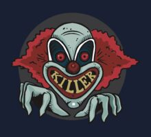 Killer Klowns by waywardtees