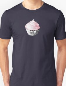 Vector Cupcake Unisex T-Shirt