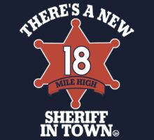 "Denver ""There's a New Sheriff in Town"" by Victorious"