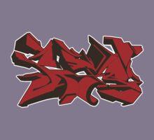 Style graffiti Red by styleuniversal