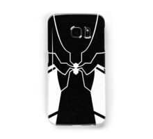 Black Future Foundation Case Samsung Galaxy Case/Skin