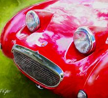 Austin Healey Bugeye by davidkyte