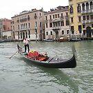 Fancy a Gondola Ride? by KimSha