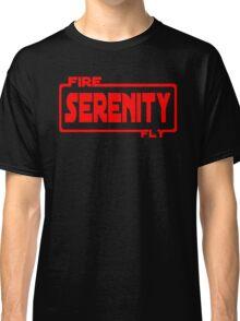 Firefly wars Classic T-Shirt