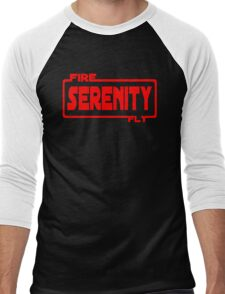 Firefly wars Men's Baseball ¾ T-Shirt