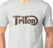Triton Classic Motorcycle Unisex T-Shirt