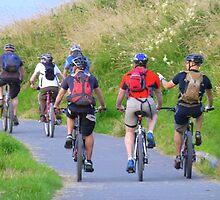 The Lost Irish Tour De France Team by Fara